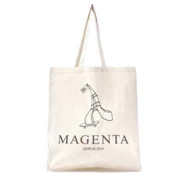 Magenta Skateboards - Ten Year Collection Depuis Tote Bag