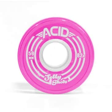 ACID CHEMICAL COMPANY 59MM 82A JELLY SHOTS PINK