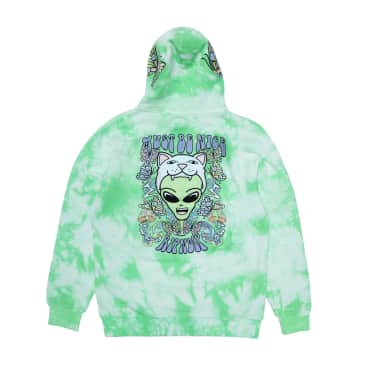 Ripndip - Think Factory Embroidered Hoodie (Mint Cloud Wash)