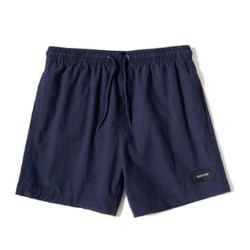 CARTOCON Logo Nylon Shorts - Navy