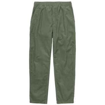 Carhartt WIP Flint Pant - Dollar Green (Rinsed)