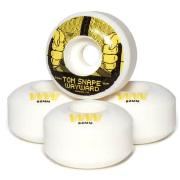 Wayward Wheels - Wayward - Classic Pro Wheel - Tom Snape - 52mm