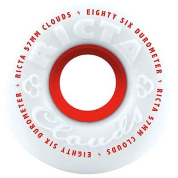 Ricta Wheels - Clouds Cruiser Wheels 86A 57mm