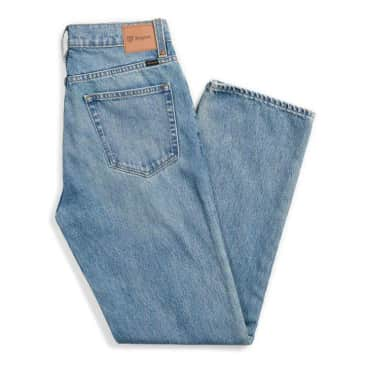 Brixton - Labor 5 Pocket - Jeans - Faded Indigo