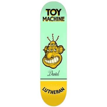 Toy Machine Lutheran Pen N Ink Deck - (7.75)