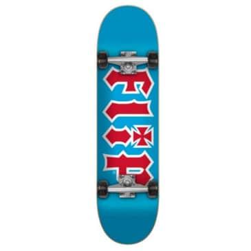 "Flip HKD Team Blue Complete Skateboard - 8"""