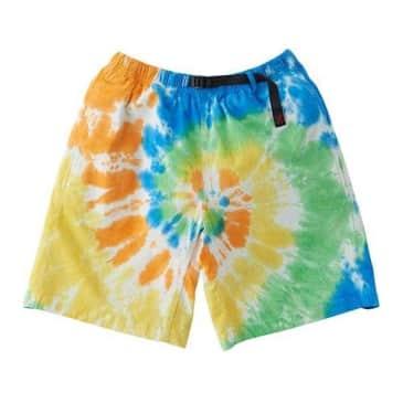Gramicci Tie-Dye G-Shorts - Orange Spiral
