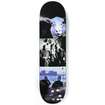 Polar Skate Co. I Like It Here Sheep In Motion Skateboard Deck - 8.75""