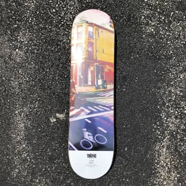 Traffic Driggs and Manhattan Ave Matchless Deck