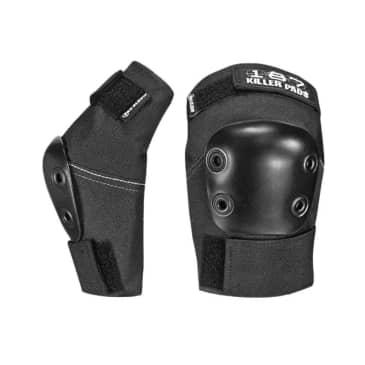 187 Killer Pads Elbow Pads Black