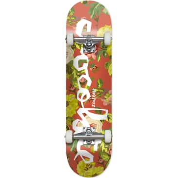 """Chocolate Complete Floral Chunk Stevie Perez 8.125"""""""