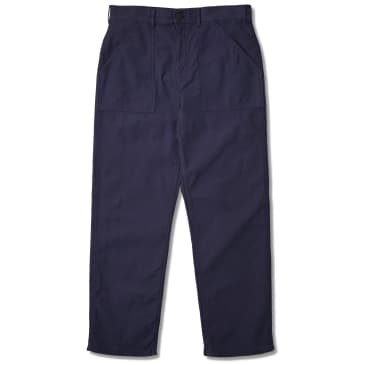 Stan Ray Fat Pant - Navy Sateen