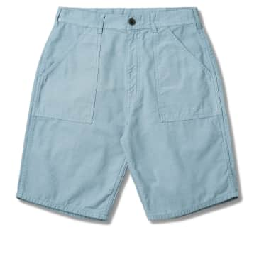 Stan Ray Fat Short - Grey Blue Sateen