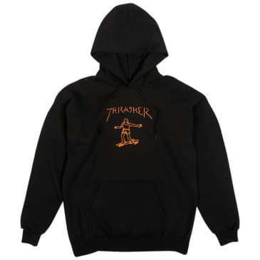 Thrasher Gonz Hoodie - Black