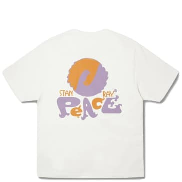 Stan Ray Peace T-Shirt - White