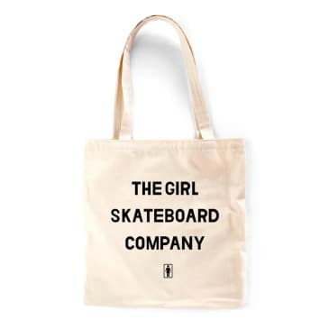 Girl Skateboards - Sans Tote Bag