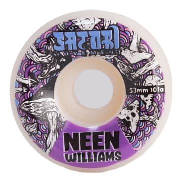 Satori Neen Williams Mushroom Wheels 101a 53mm
