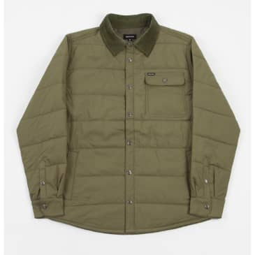 Cass Jacket | Military Olive