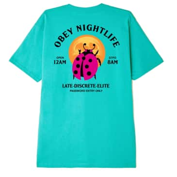 BUGGIN' OUT NIGHTLIFE CLASSIC T-SHIRT