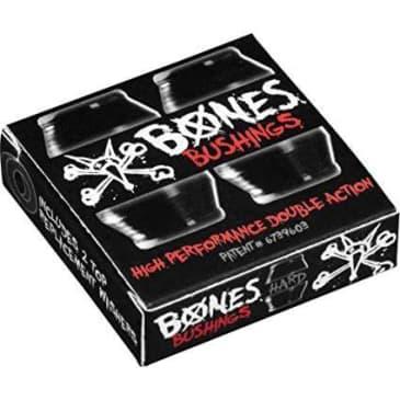 Bones Hardcore Bushings - Hard / Black / Black