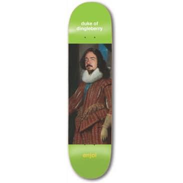 "Enjoi Skateboards - 8.0"" Renaissance Caswell Berry Pro Deck"