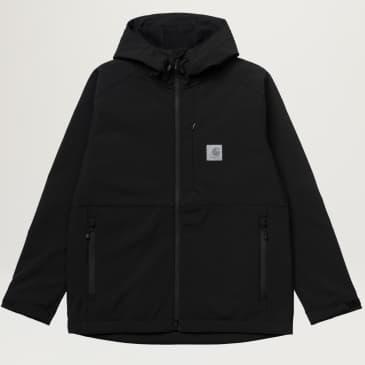 Carhartt WIP Softshell Jacket (Black)