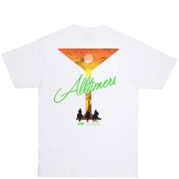 Alltimers 3 Amigos T-Shirt - White