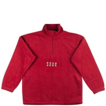 Sour Spothunter Fleece - Red