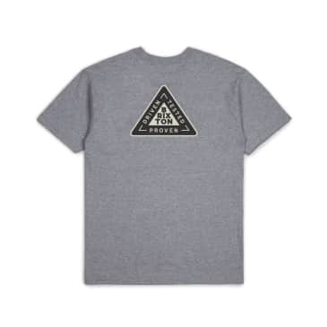 Brixton - Brixton Fulcrum T-shirt | Heather Grey
