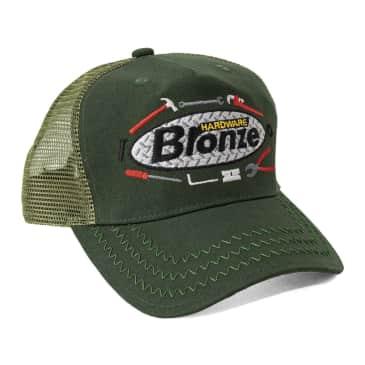 Bronze 56k Tool Time Trucker Hat - Olive