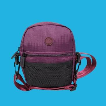 BumBag - Staple Compact Shoulder Bag (Maroon)
