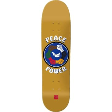 Chocolate Anderson Peace Power One Off Deck