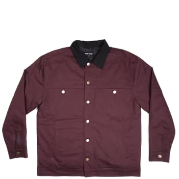 Pass~Port Late Jacket - Wine