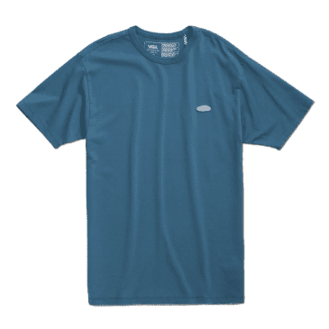 Vans Off The Wall Classic Color Multiplier Shirt - Blue Coral