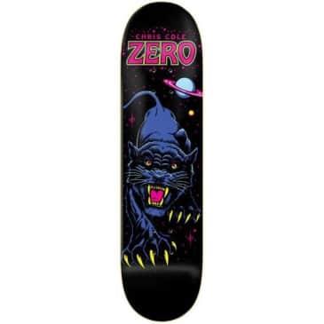 Zero Black Panther Cole Deck (8.0)