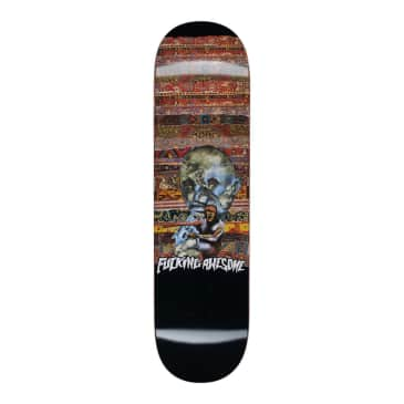 """Fucking Awesome Deck Lopez Rug 8.5"""""""