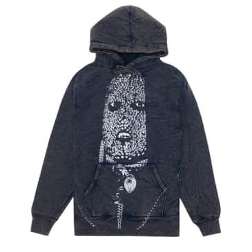 Fucking Awesome Metal Face Hoodie - Mineral Navy