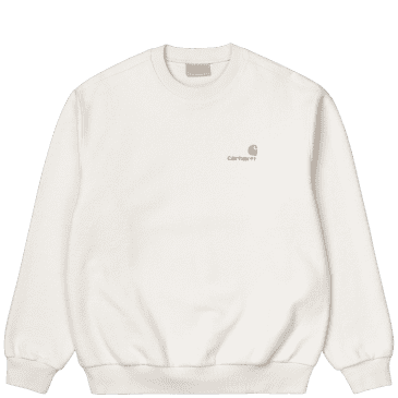 Carhartt WIP Contra Sweat - Natural