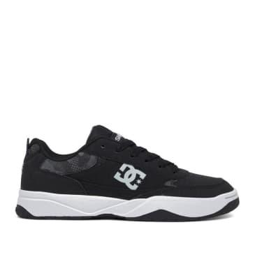 DC Penza SE Skate Shoes - Black / Camo