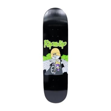 Ripndip - Must be Ridin Deck (Black) 8.5""