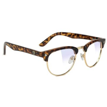 Glassy Morrison Premium Gaming Glasses - Tortoise / Clear