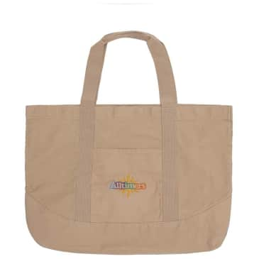 Alltimers Vacay Tote Bag - Brown