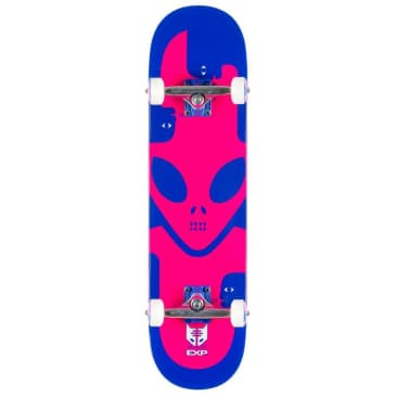 "Alien Workshop EXP Blue Complete (Mini) 7.25"" (With Free Skate Tool)"