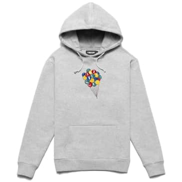 Chrystie NYC NYC Balloon Boy Hoodie - Ash Grey
