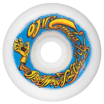 OJ Wheels OJ II Original White Combo 60mm 95a