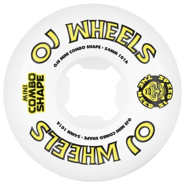 OJS WHEELS TEAM LINE MINI COMBO 101A 54mm