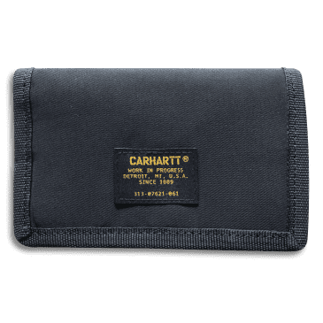 Carhartt WIP Ashton Wallet - Black