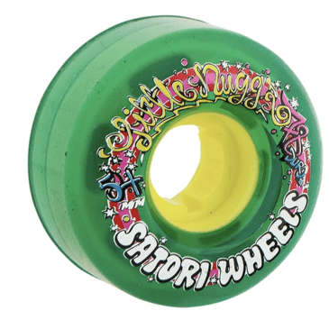 Satori - Lil Nugs Green Wheels (54mm)