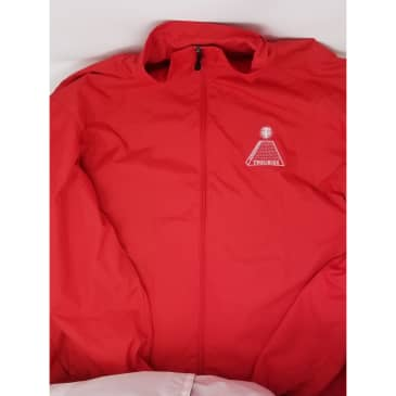 THORIES OF ATLANTIS THEORAMID JACKET - RED