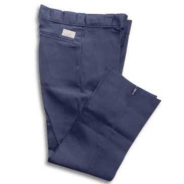 No-Comply 874 Work Pants - Navy